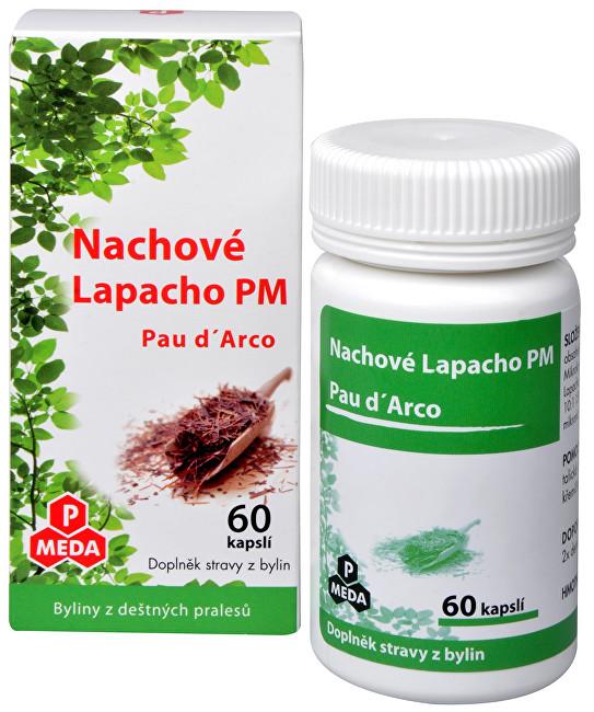 Zobrazit detail výrobku Purus Meda Nachové Lapacho PM (Pau d´Arco) 60 kapslí