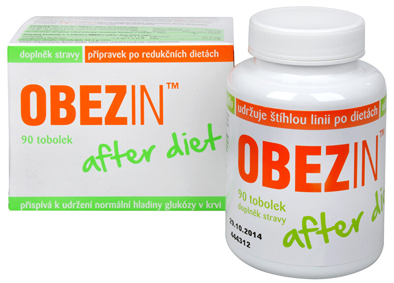 Obezin after diet 90 tob.
