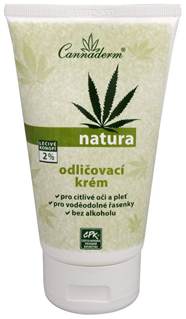 Zobrazit detail výrobku Odličovací krém Natura 150 g