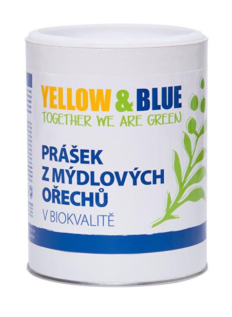 Yellow & Blue Prášek z mýdlových ořechů v bio kvalitě dóza 0,5 kg