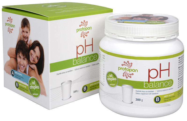 Zobrazit detail výrobku Herbo Medica Protopan® pH balance 300 g