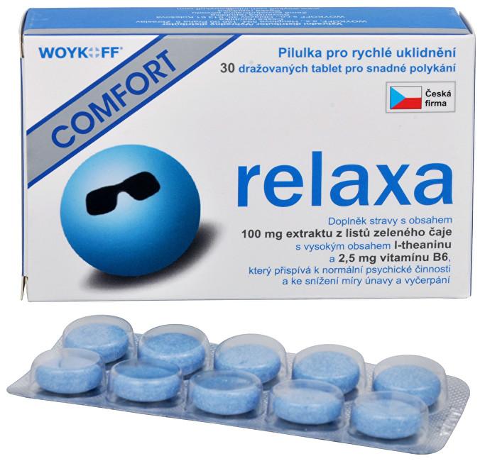 Relaxa Comfort 30 tbl.