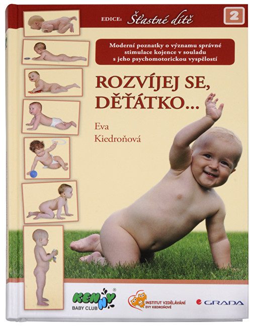 Zobrazit detail výrobku Knihy Rozvíjej se děťátko... (Eva Kiedroňová)