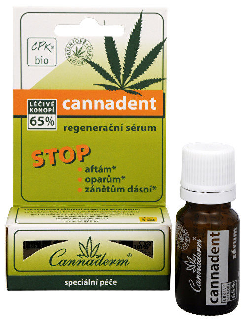 Sérum proti oparům Cannadent STOP 5 ml