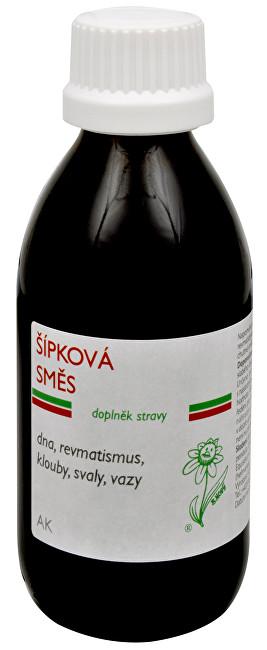 Zobrazit detail výrobku Dědek Kořenář Šípková směs AK 200 ml