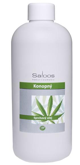Zobrazit detail výrobku Saloos Sprchový olej - Konopný 500 ml
