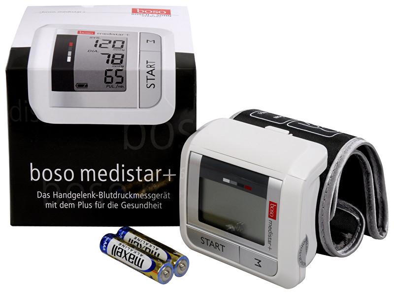 Zápěsťový tonometr boso medistar+