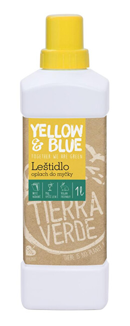 Zobrazit detail výrobku Yellow & Blue Oplach do myčky nádobí 1 l