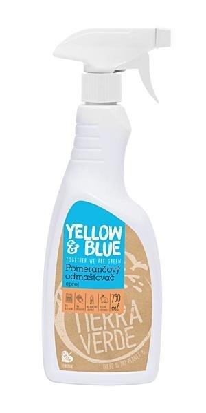 Zobrazit detail výrobku Yellow & Blue Pomerančový čistič 750 ml