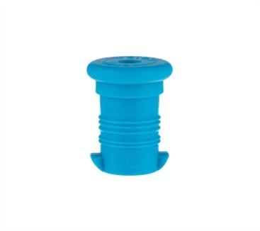 Zobrazit detail výrobku R&B Zdravá lahev Zátka Modrá fluo