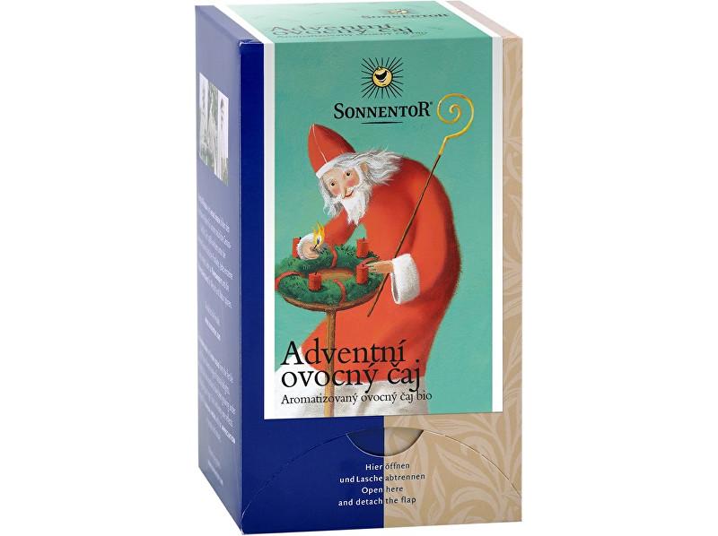 Zobrazit detail výrobku Sonnentor Bio Adventní ovocný čaj 50,4g dvoukomorový