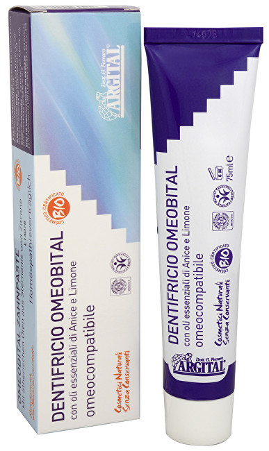 Argital Argital - Zubná pasta Omeobital 75 ml