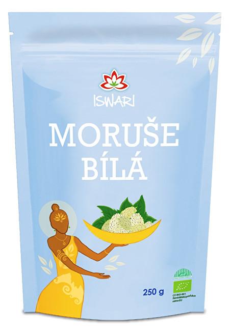 Iswari BIO Moruše bílá sušená 250 g
