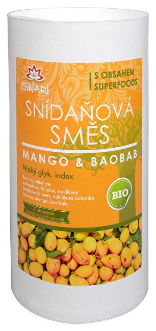 Zobrazit detail výrobku Iswari BIO Snídaňová směs Mango-Baobab 800 g