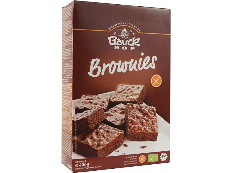 Zobrazit detail výrobku Bauck hof Bio Brownies - čokoládový koláč bezlepková směs 400g