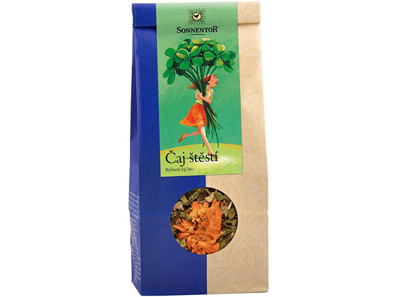Zobrazit detail výrobku Sonnentor Bio Čaj štěstí syp. 50g