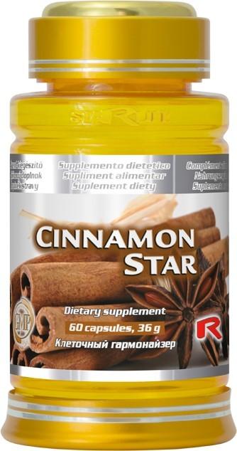 Zobrazit detail výrobku STARLIFE CINNAMON STAR 60 kapslí