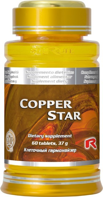 Starlife Copper Star 60 tablet