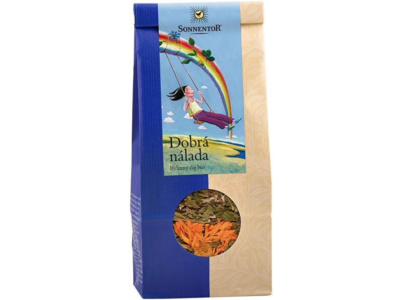 Zobrazit detail výrobku Sonnentor Bio Dobrá nálada - bylinný čaj. syp. 50g