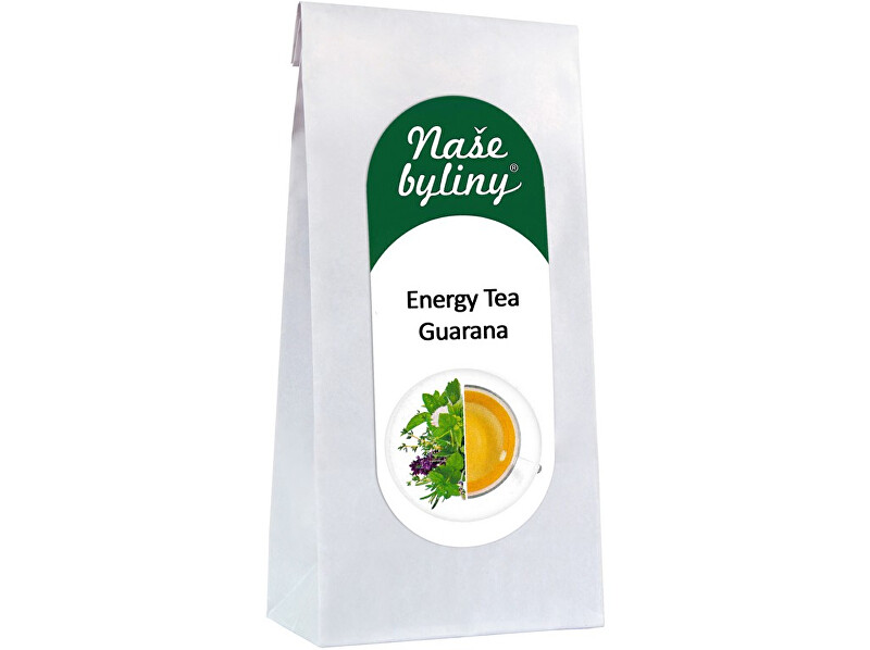 Zobrazit detail výrobku OXALIS Energy Tea Guarana 50g