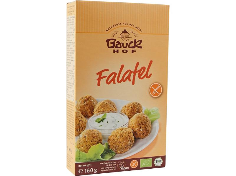 Bauck hof Bio Falafel 160g, bezlepková směs