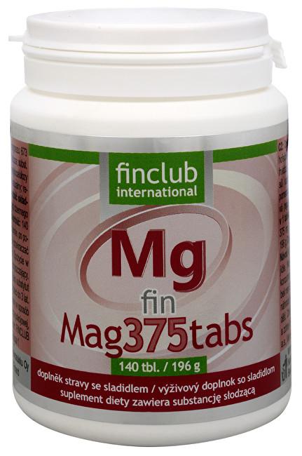 Zobrazit detail výrobku Finclub Fin Mag375tabs 140 tbl.