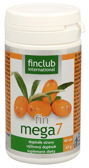 Finclub Fin Mega7 60 kapslí