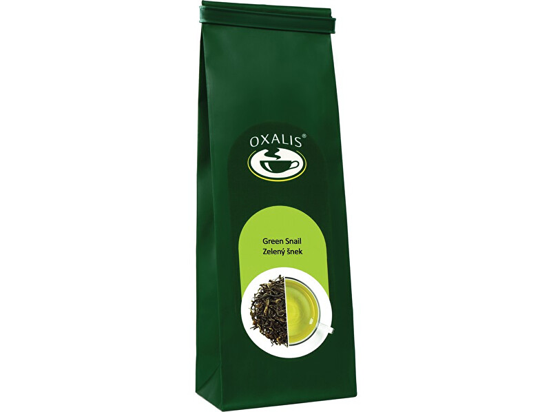 Zobrazit detail výrobku OXALIS Čína Green Snail Zelený šnek 70 g
