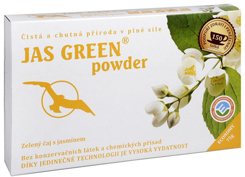 Zobrazit detail výrobku Phoenix Division Jas Green powder - jasmínový zelený čaj 75 g