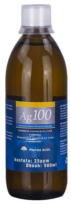 Aurum Koloidní stříbro Ag100 (25ppm) 500 ml