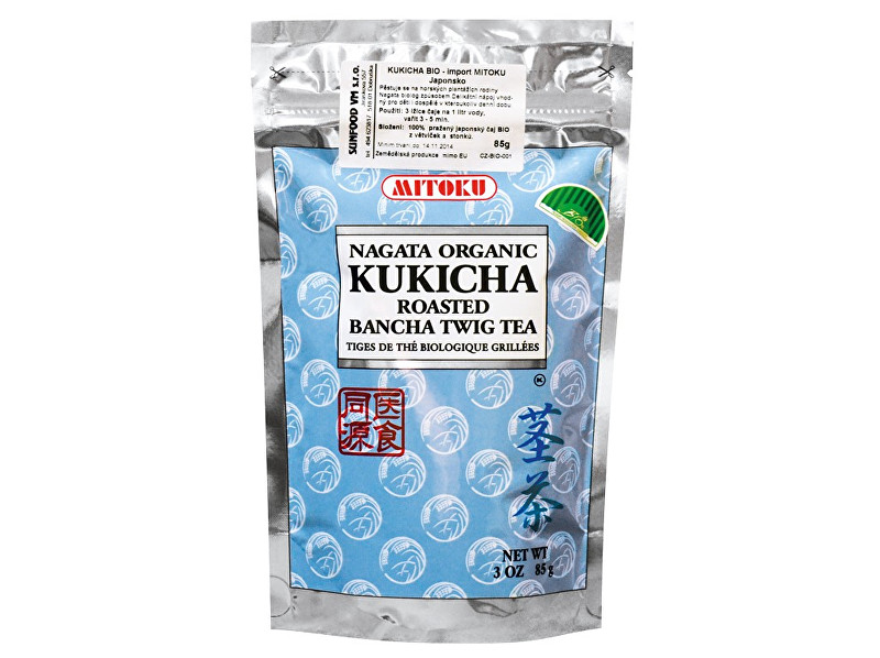 Zobrazit detail výrobku Sunfood Bio Kukicha orig.bal. 85 g