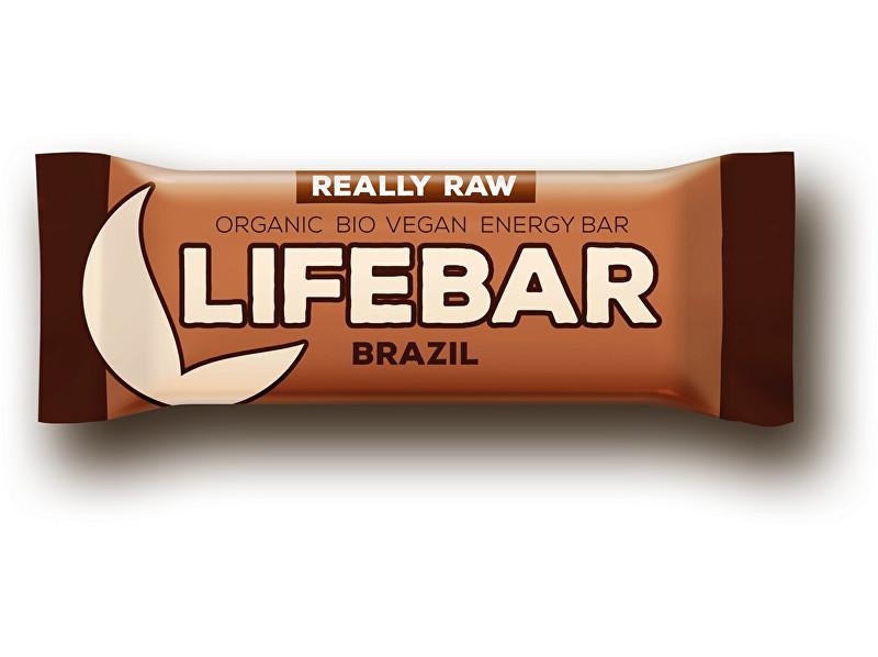 Zobrazit detail výrobku Lifefood Bio tyčinka Lifebar brazilská 47g