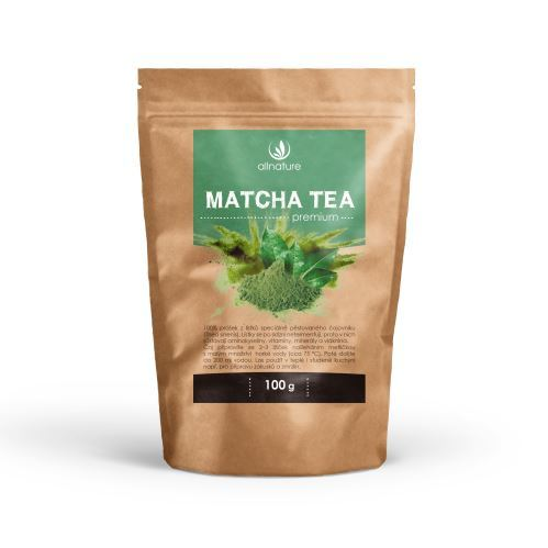 Zobrazit detail výrobku Allnature Matcha Tea Premium 100 g