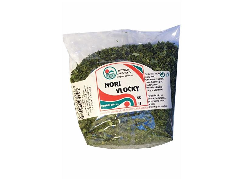 Zobrazit detail výrobku Sunfood Nori - green vločky 80 g