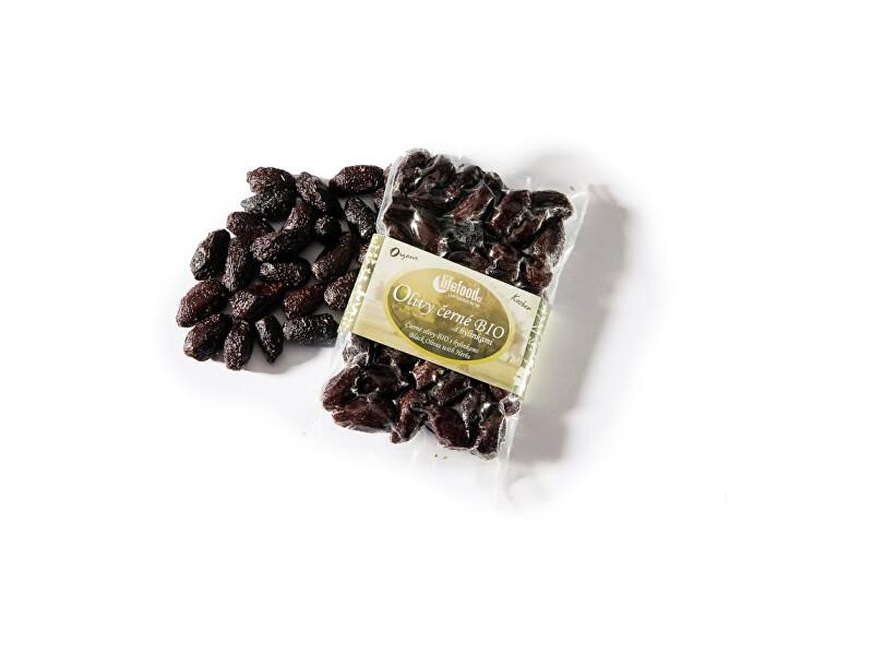 Zobrazit detail výrobku Lifefood Bio Olivy černé sušené z peru 150g