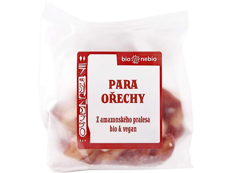 Zobrazit detail výrobku Bio nebio s. r. o. Bio Para ořechy 100g