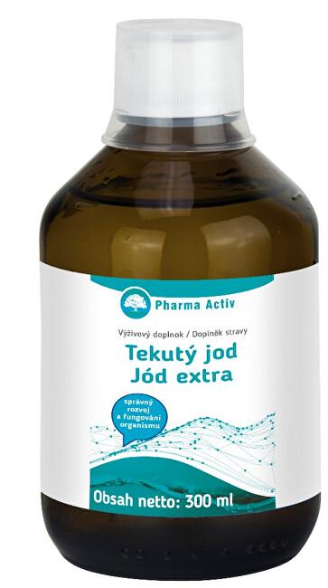 Zobrazit detail výrobku Pharma Activ Koloidní jod 300 ml