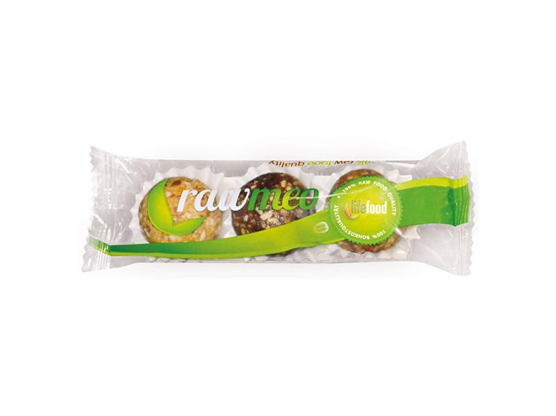 Lifefood Bio Rawmeo dezertní kuličky Tropical mix 60g