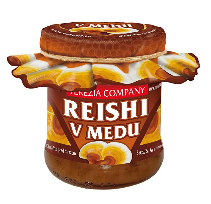 Zobrazit detail výrobku Terezia Company Reishi v medu 250 g