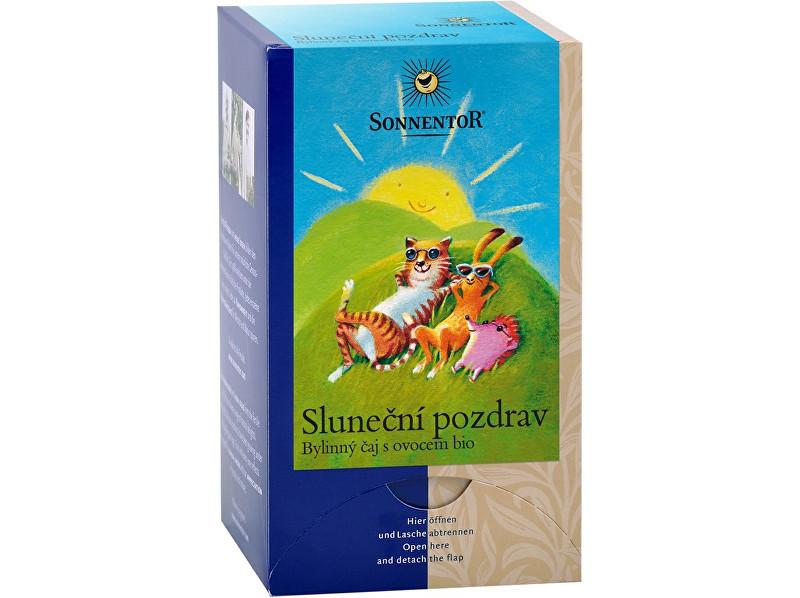 Sonnentor Bio Sluneční pozdrav porc. dvoukomorový 45g