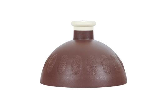 Zobrazit detail výrobku R&B Zdravá lahev víčko/zátka hnědé/zátka béžová