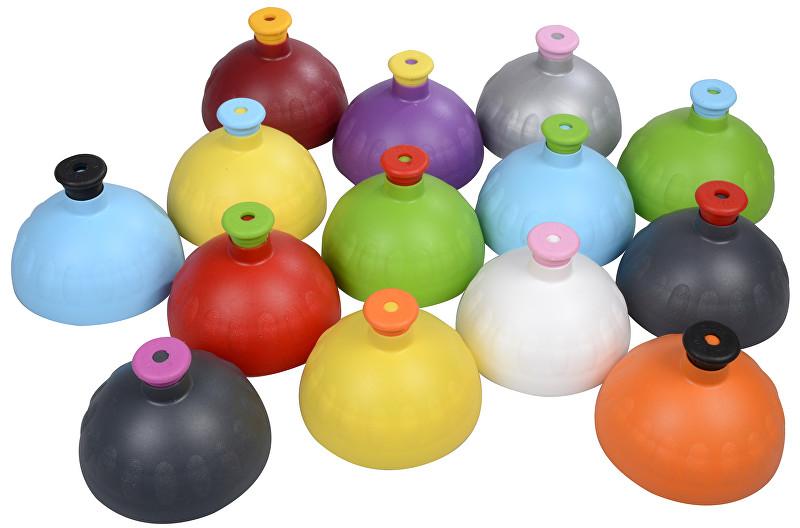 Zobrazit detail výrobku R&B Zdravá lahev víčko/zátka Víčko světle fialové/zátka zelená tyrkys