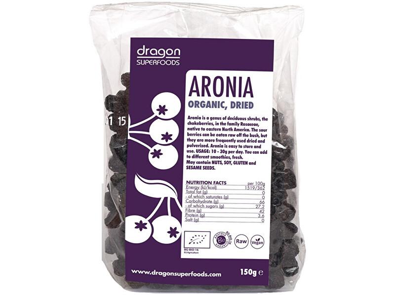 Dragon superfoods Bio Aronie sušený plod 150g