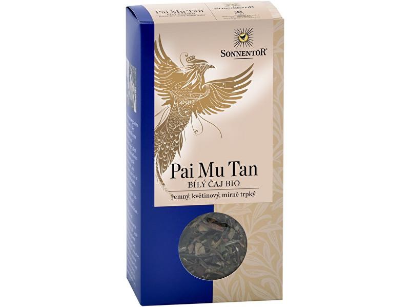 Zobrazit detail výrobku Sonnentor Bílý čaj Pai mu tan bio syp. 40 g