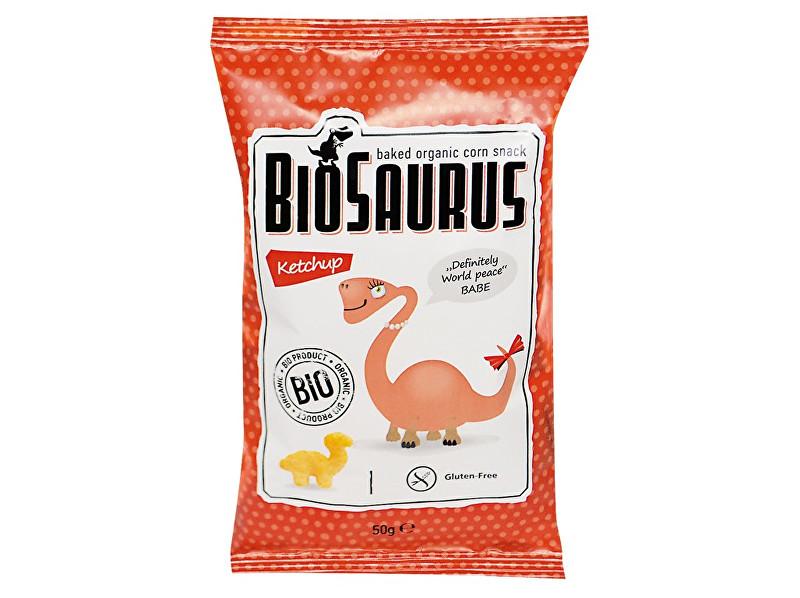 Fotografie Zdravé mlsání - Biosaurus kečup