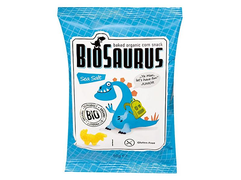 Zobrazit detail výrobku Biosaurus Bio Biosaurus křupky slané 50g