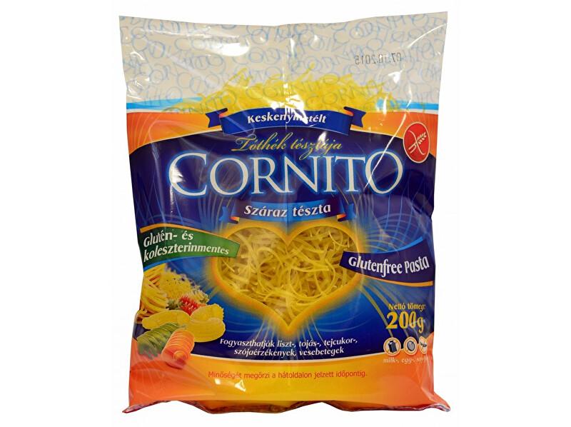 Zobrazit detail výrobku Cornito Cornito -Nudličky tenké, krátké, do polévky 200 g