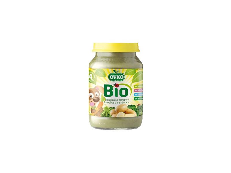 Zobrazit detail výrobku OVKO Bio Dětská výživa brokolice s bramborami OVKO 190g