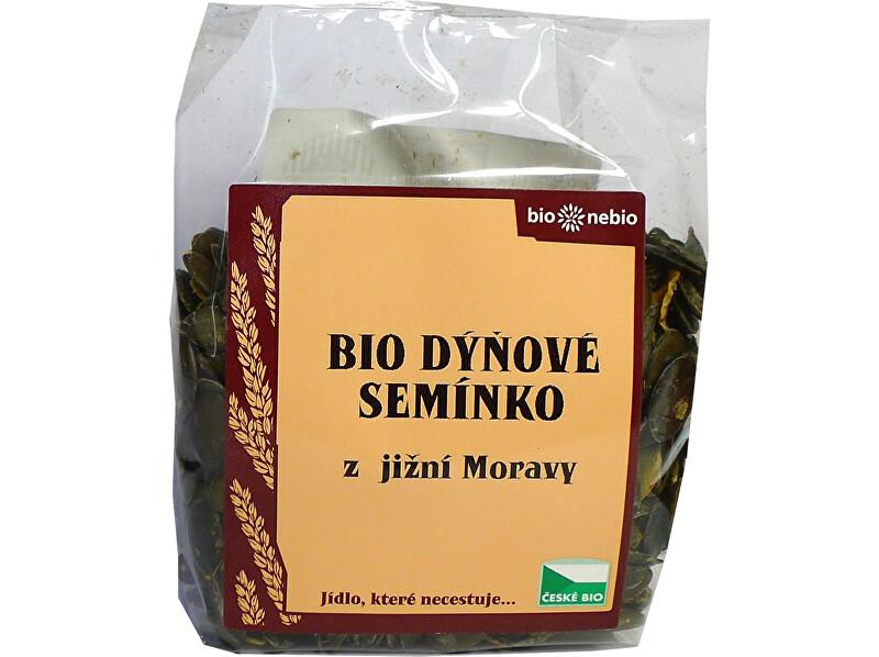 Bio nebio s. r. o. Bio dýňové semínko 200g