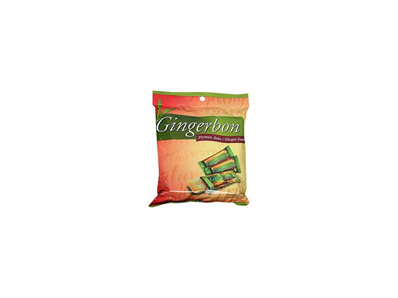 Stykra Gingerbon 125 g - zázvorové cukríky